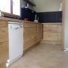 le banc fustier : Habillage cuisine en thermobrosse modèle la cote