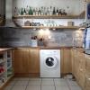 le banc fustier : Habillage cuisine en thermobrossé modèle saint Hélène