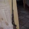 Le banc fustier : Crosse pour weatherby reconstruite cote droit