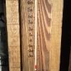 Le banc fustier : Thermomètre en douglas